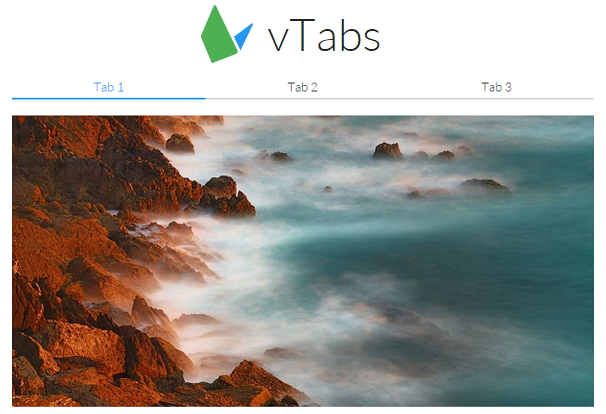 vTabs | Dynamic, flexible and accessible AngularJS tabs